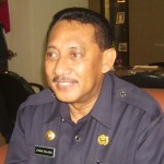 Walikota Kupang, Jonas Salean SH. M. SI (Pic by Mich Gromang)