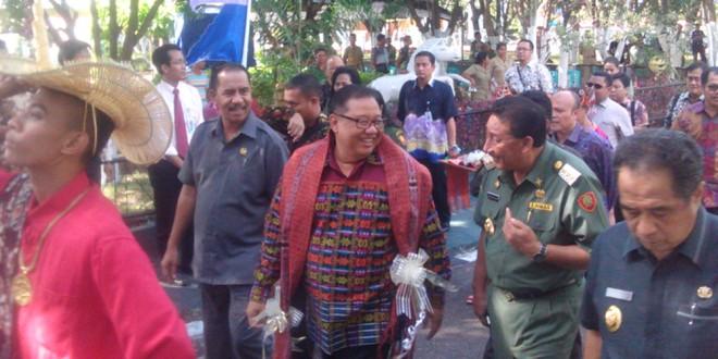 Kunker Menteri Diharapkan Berdampak Positif Bagi Koperasi Dan UKM Di Kota Kupang