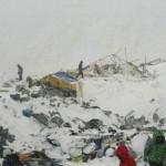 Kerusakan yang dialami akibat Gempa Bumi yang mengguncang Nepal berkekuatan 7,8 skala Richter