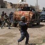 Pasukan keamanan Irak berhasil mengusir militan ISIS dari kota Tikrit di utara Baghdad