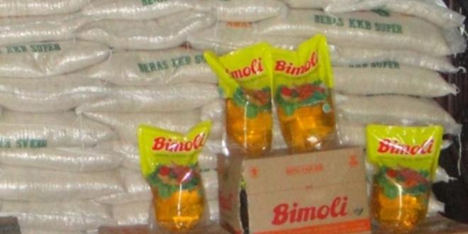 1050 Paket Sembako Disiapkan Untuk Pasar Murah