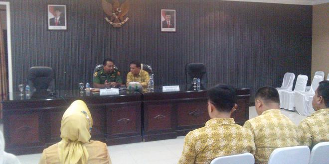 Kabupaten Siak Kunker Di Kota Kupang