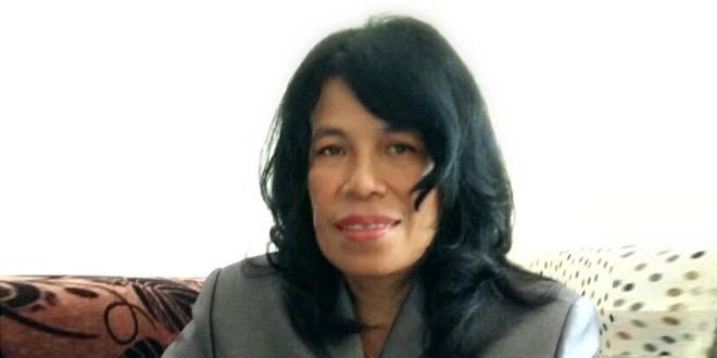 Anggota Komisi III DPRD Kota Kupang, Merry Salouw