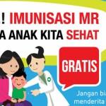 Imunisasi Measles Rubella atau MR Supaya Anak Kita Sehat (Pic. by Google)