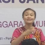 Dokter Lowry Yunita, salah satu dokter ahli jantung di RS. Siloam Kupang.