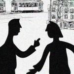 Ilustrasi Percekcokan Dalam Suatu Masalah