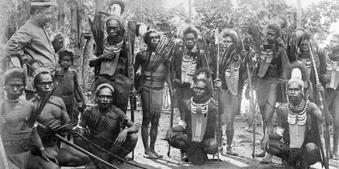 Orang Alor-Pantar Di Masa Lampau (Foto by Google)