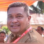 Pelaksana Tugas (Plt.) Kepala Dispenduk-Capil Kota Kupang – Agus Ririmase