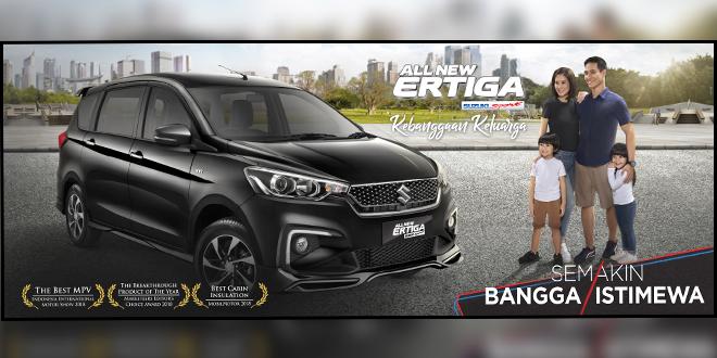 All New Ertiga Suzuki Sport Kini Hadir Di Kupang