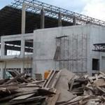 Proyek Pembangunan Gedung NTT Fair Yang Diduga Kini Bermasalah