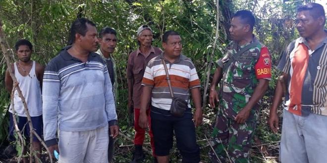 Warga Kabupaten Kupang Siap Gugat Depertemen Nakertrans