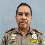 Kasat Pol PP Kota Kupang - Felisberto Amaral