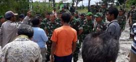 Warga Desa Naunu Tolak Pembangunan Sarana TNI Di Wilayah Mereka