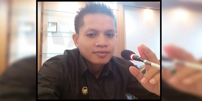 Anggota DPRD Kota Kupang dari Partai Nasdem, Yuvensius Tukung