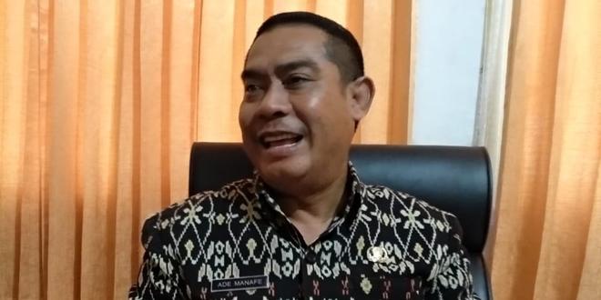 Kepala BKPPD Kota Kupang - Ade Manafe