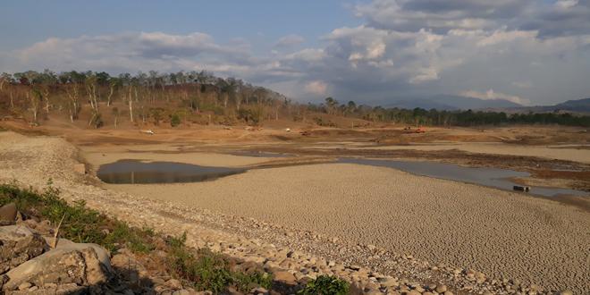 Pengkerukan Sedimen Bendungan Diharapkan Berdampak Positif Bagi Petani