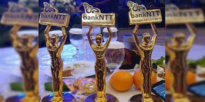 Apresiasi Terhadap Nasabah Setia, Bank NTT Gelar Dedikasi Award dan Gerakan Patuh 2019