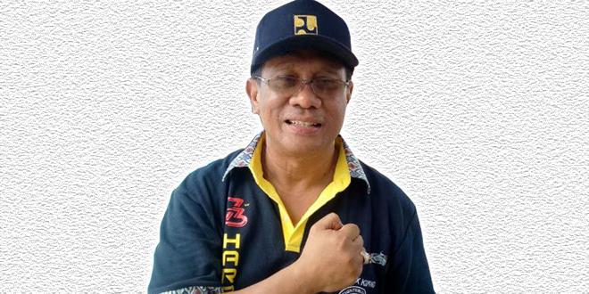 Kepala Balai Pelaksanaan Jalan Nasional (BPJN) X (Sepuluh) Kupang, Dr. Ir. Muktar Napitupulu, M.Sc