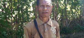 Warga Keluhkan Pekerjaan Jalan Nasional di Desa Loli Batas TTS-TTU
