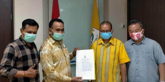 Golkar Tentukan Pilihan Tuk Dukung TRP – Hegi di Sabu Raijua