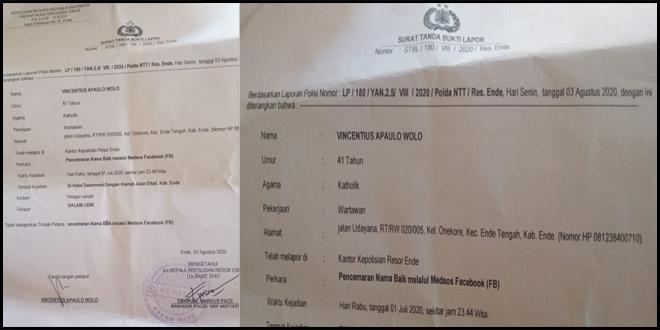 Percakapan WhatsApp Pribadi Disebar-Luaskan Tanpa Izin, Dedi Wolo Lapor Polisi
