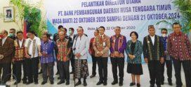 Alex Riwu Kaho Resmi Jabat Dirut Bank NTT
