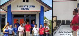 Tingkatkan Pelayanan, Bank NTT Siap Buka USPD di Pulau Ende
