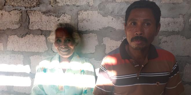 Kayu Milik Janda 71 Tahun Di Apren, Di Curi Dan Dijual Ke Pihak Desa