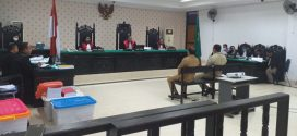 Barang Bukti Milik Jaksa Hanya Fotokopi dan Ditulis Tangan, Sidang Terhadap Jonas Salean Diminta Dihentikan