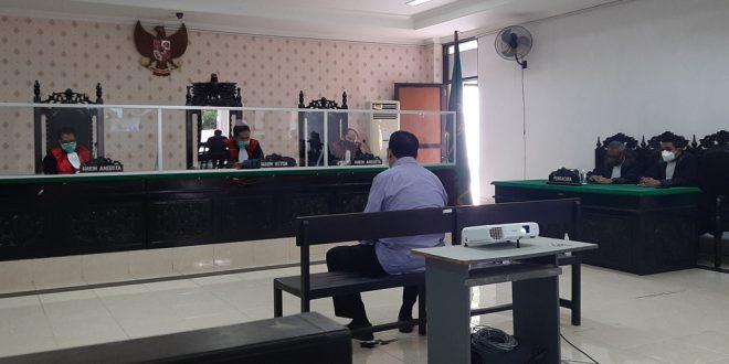 Jonas Salean: Saya Hormati Tuntutan 12 Tahun, Walau JPU Tak Pernah Tunjukan Alat Bukti Sertifikat Asli