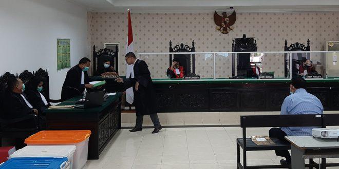 Bukan Tindak Pidana Korupsi, Jonas Salean Diminta Dilepaskan dari Segala Tuntutan Hukum