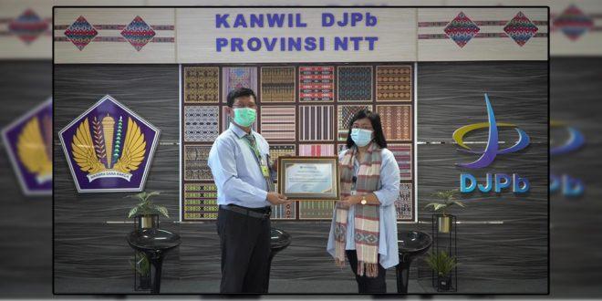 Beri Teladan, Seluruh Pegawai DJPb NTT Telah Lapor SPT Tahunan