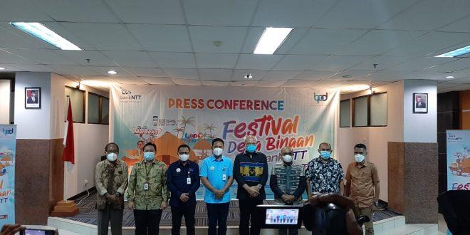 Tingkatkan Pertumbuhan Ekonomi Masyarakat Desa, Bank NTT Gelar Festival Desa Binaan