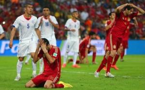 Spanyol Tersungkur Dari Piala Dunia