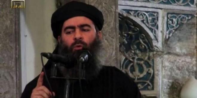 Pemimpin ISIS Abu Bakr al-Baghdadi Terluka Parah karena Serangan Udara
