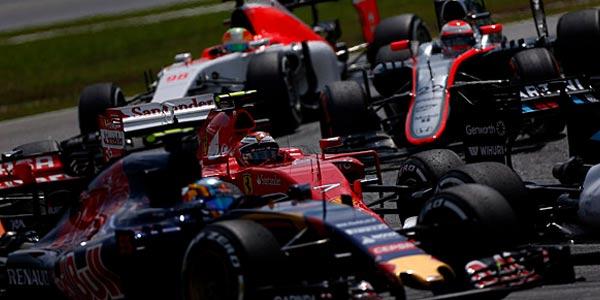 Ferrarri Tolak Rencana Standarisasi Mobil F1