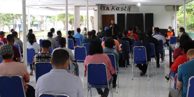 Camat dan Lurah Diminta Turut Serta Cegah Covid-19 Di Kota Kupang
