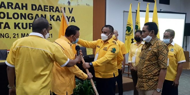 Pasca Putusan Bebas, Jonas Salean Semakin Dipercaya