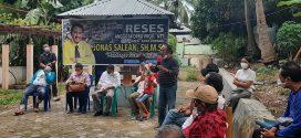 Jonas Salean Siap Memperjuangkan Aspirasi Masyarakat