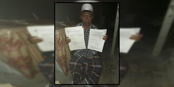 Sabarudin Mahmud Ungkap Perbuatan Sewenang-wenang Manajemen PT Timor Ekspress Intermedia